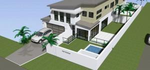 luxury display homes