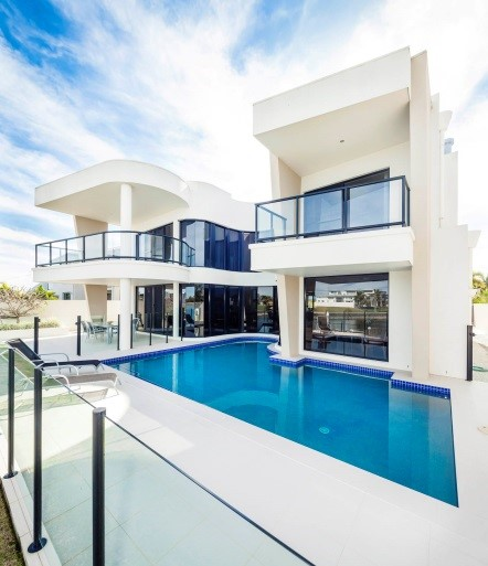 New Construction Luxury Homes: Luxury Designer Home Builders Brisbane
